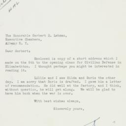 Letter : 1942 May 8