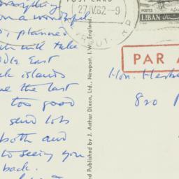 Note : 1962 April 27