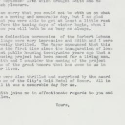 Letter : 1963 September 20