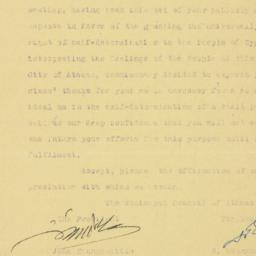 Letter : 1956 April 7