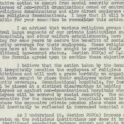 Letter : 1950 April 29