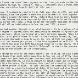 Letter : 1959 June 4