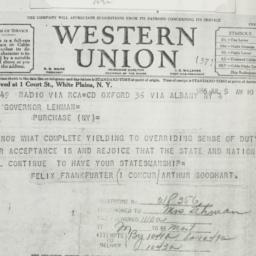 Letter : 1936 July 5
