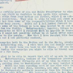 Letter : 1936 July 22
