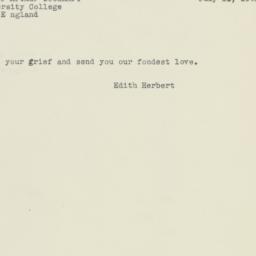 Letter : 1948 July 13