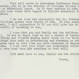 Letter : 1955 April 22