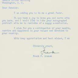 Letter : 1950 September 7