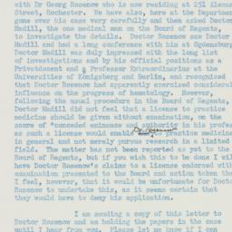Letter : 1939 October 6