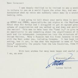 Letter : 1963 January 28