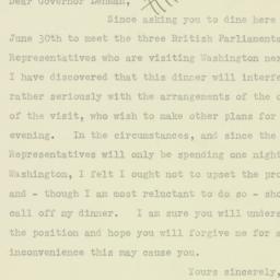 Memorandum : 1943 June 25