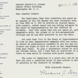 Letter : 1955 July 5