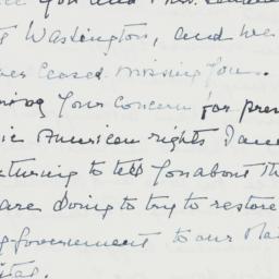Letter : 1959 November 17