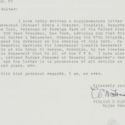 Letter : 1936 June 19