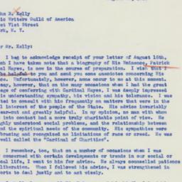 Letter : 1939 August 25