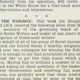 Letter : 1956 July 1