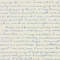 Telegram : 1948 February 10