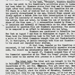 Memorandum : 1956 September 19