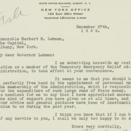 Letter : 1932 December 27