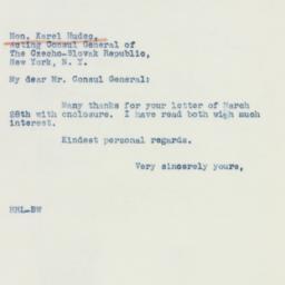 Manuscript: 1941 March 29