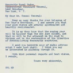 Pamphlet : 1942 January 2