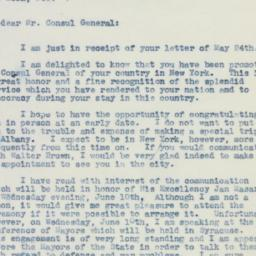 Letter : 1942 May 27