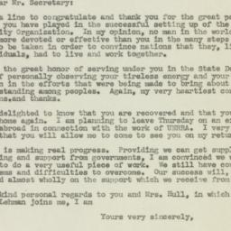 Document : 1945 July 2