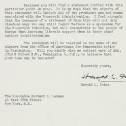 Letter : 1948 October 14