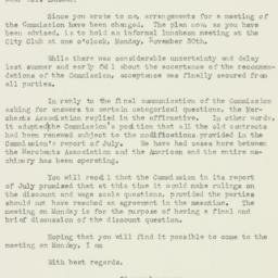 Letter : 1925 November 28