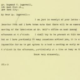 Letter : 1925 December 24