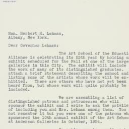 Letter : 1939 June 19