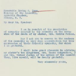 Letter : 1936 February 28