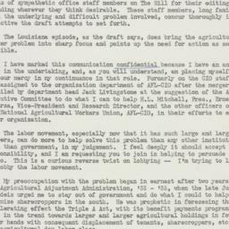 Letter : 1956 October 3