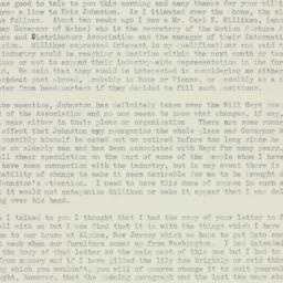 Letter : 1945 September 28