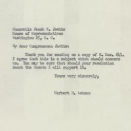 Letter : 1950 July 5