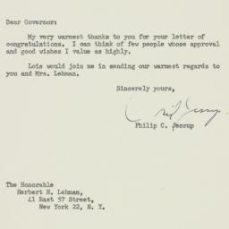 Letter : 1949 February 24