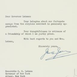 Letter : 1936 June 22