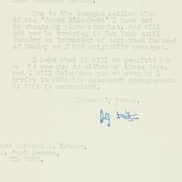 Letter : 1947 April 17