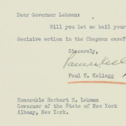 Letter : 1933 December 22