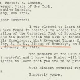 Letter : 1940 December 18