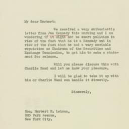 Letter : 1936 October 7