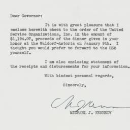 Letter : 1943 January 27