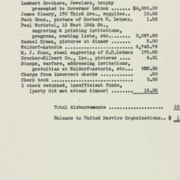 Ephemera: 1943 January 9