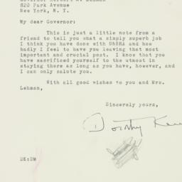 Letter : 1946 March 20