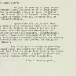 Letter : 1948 October 19