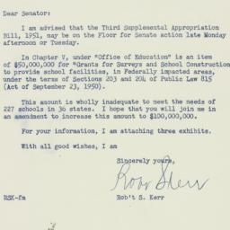 Letter : 1951 May 7