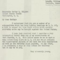 Letter : 1950 August 30