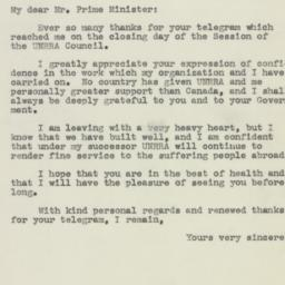 Letter : 1946 March 30