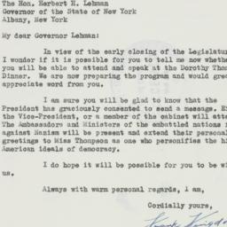 Letter : 1941 April 14