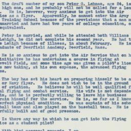Letter : 1941 March 22