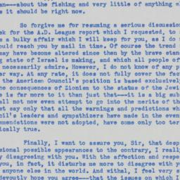 Letter : 1948 May 30